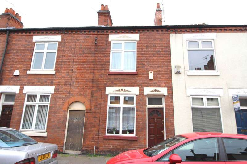 2 Bedrooms Terraced House for sale in Raymond Road, Off Narborough Road