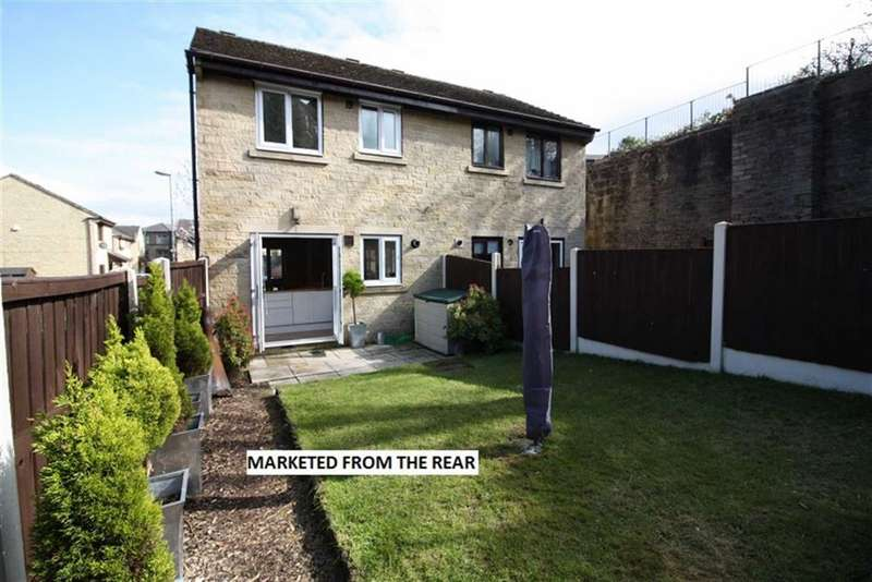 2 Bedrooms Property for sale in 16, Sunnybank View, Longwood, Huddersfield