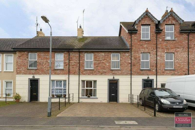 3 Bedrooms House for sale in 26 Station Park, Crossgar, BT30 9FB