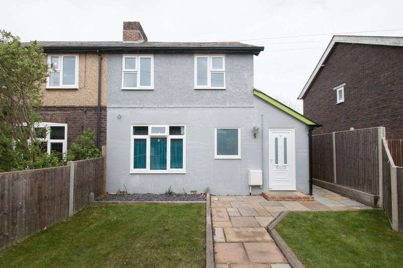 5 Bedrooms Semi Detached House for sale in Spitalfield Lane, Chichester