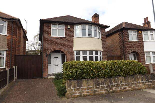 3 Bedrooms Detached House for sale in Newlyn Drive, Nottingham, NG8