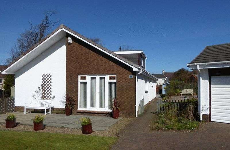 5 Bedrooms Detached Bungalow for sale in Morrishill Drive, Beith