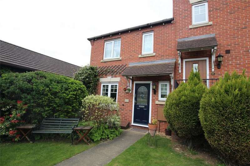 3 Bedrooms End Of Terrace House for sale in Harrington Walk, Lichfield, Staffordshire