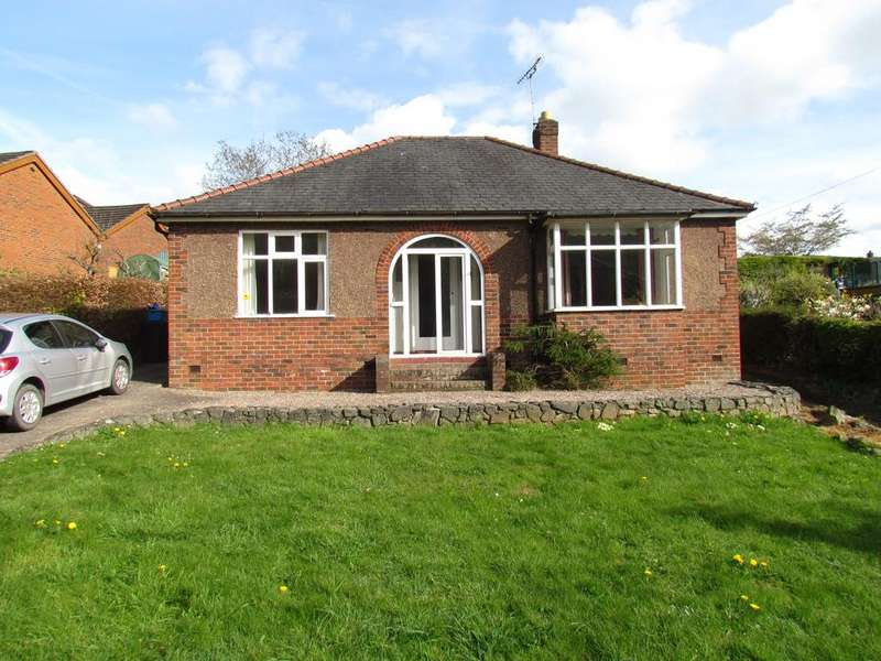 3 Bedrooms Detached Bungalow for sale in PENYGARREG LANE, PANT, OSWESTRY SY10