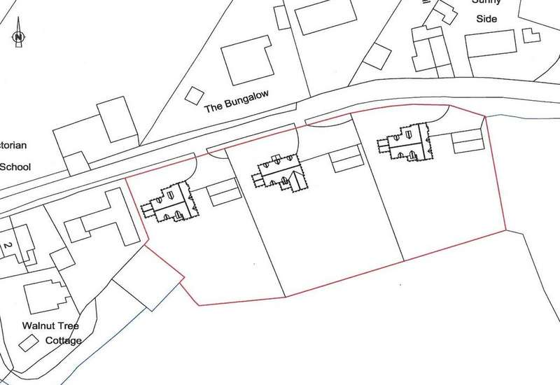 Residential Development Commercial for sale in Buxhall Road, Brettenham IP7