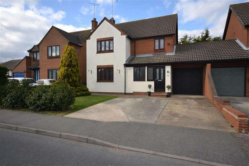 4 Bedrooms Detached House for sale in Albert Road, South Woodham Ferrers, Essex