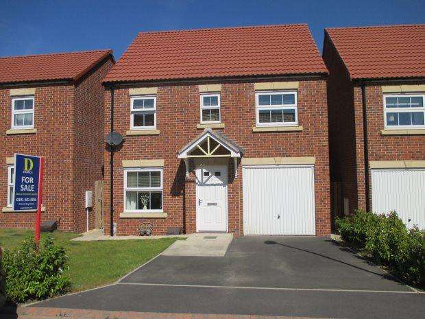 3 Bedrooms Detached House for sale in CHAFFINCH ROAD, EASINGTON LANE, SEAHAM DISTRICT