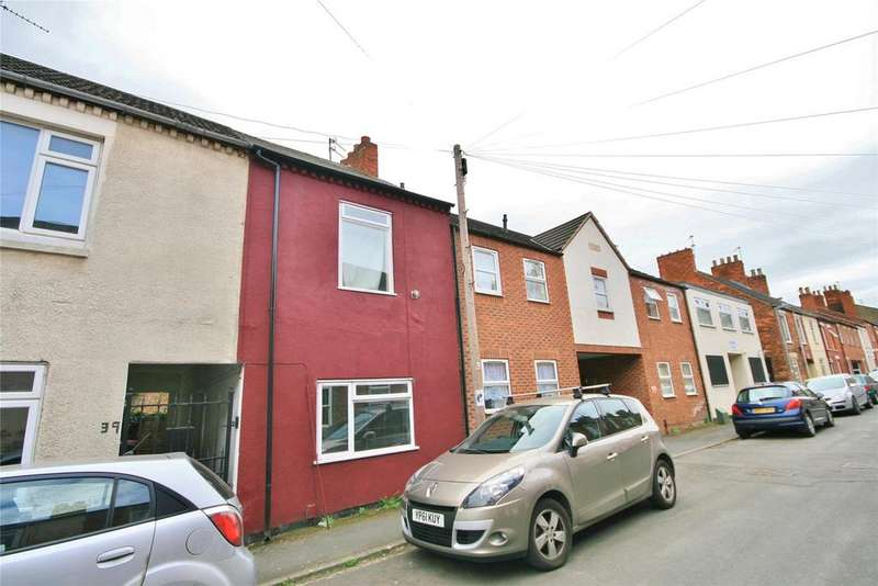 2 Bedrooms Terraced House for sale in Oxford Street, Grantham, NG31