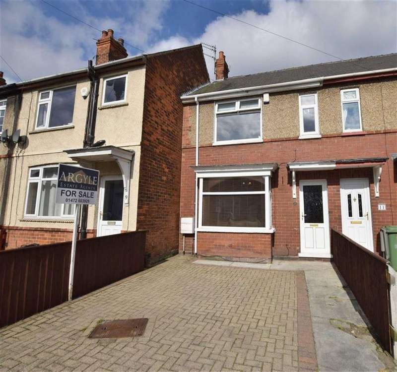 3 Bedrooms Terraced House for sale in Allenby Avenue, Grimsby, North East Lincolnshire