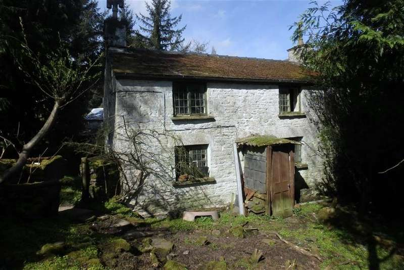 2 Bedrooms Detached House for sale in Llanthony, Abergavenny, Capel-Y-Ffin, Monmouthshire