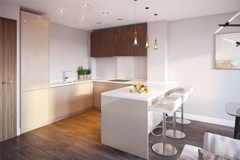 2 Bedrooms Flat for sale in Scholars Court, Chertsey Street, Guildford, Surrey, GU1