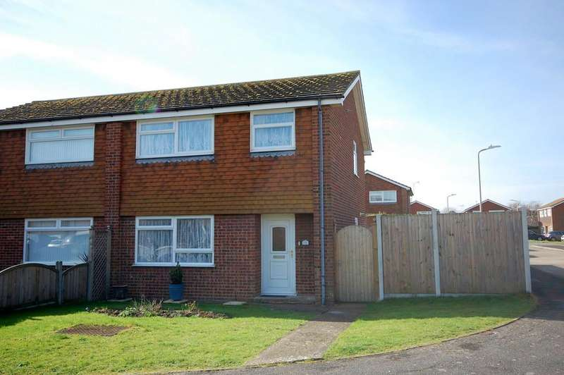 3 Bedrooms Semi Detached House for sale in Malvern Park, Beltinge, Herne Bay