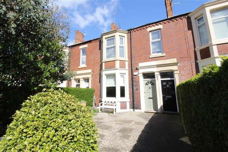 4 Bedrooms Maisonette Flat for sale in Hulne Avenue, Tynemouth