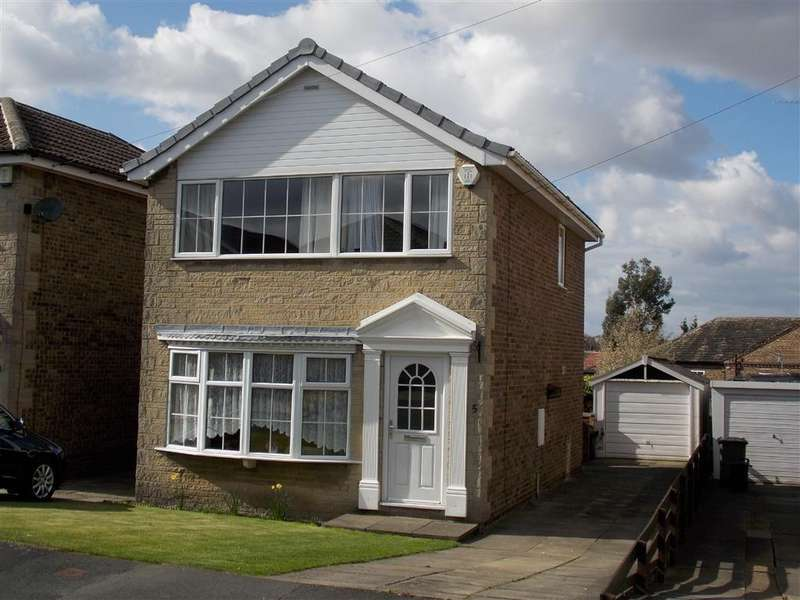 3 Bedrooms Detached House for sale in Hazel Court, Rothwell, Leeds, LS26