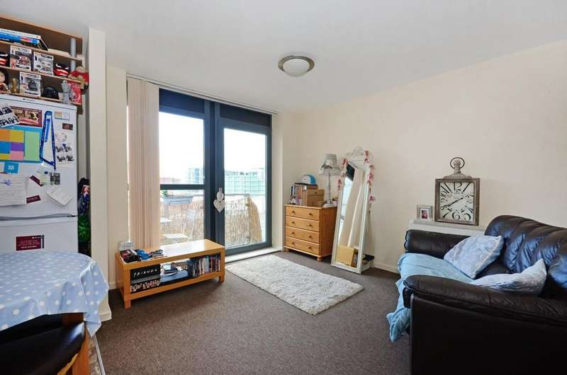 Studio Flat for sale in Mandale House, 30 Bailey Street, Sheffield, S1 4AB