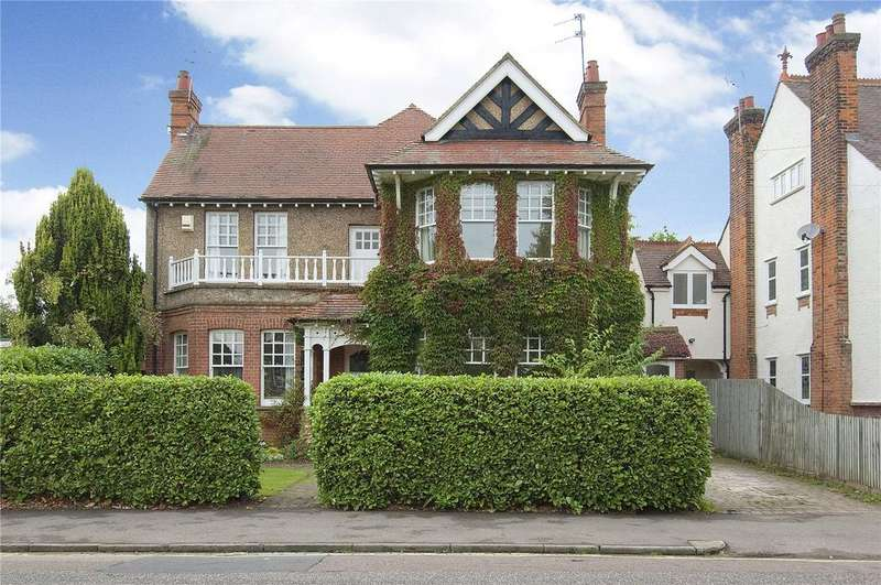 6 Bedrooms Detached House for sale in Clarence Road, St. Albans, Hertfordshire