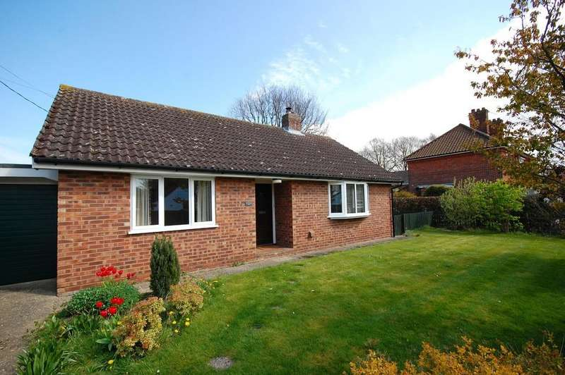 2 Bedrooms Detached Bungalow for sale in Cromer Road, Holt