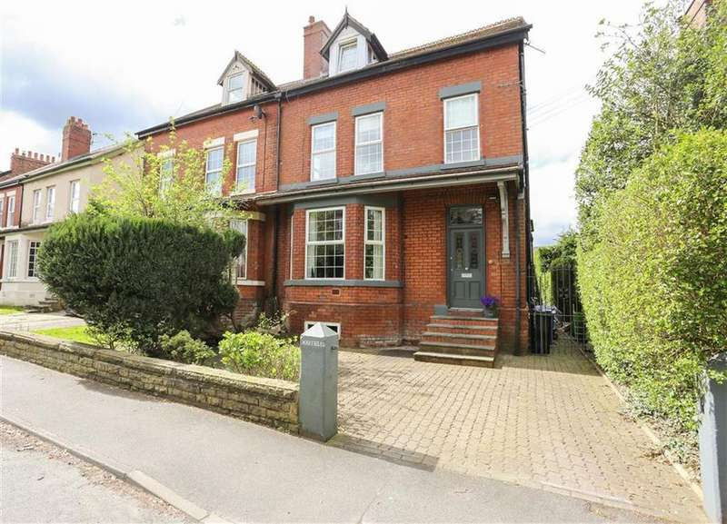 6 Bedrooms Semi Detached House for sale in Bowden Lane, Marple, Cheshire