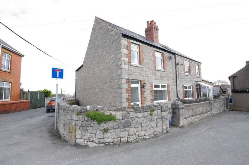 3 Bedrooms End Of Terrace House for sale in Bryn Y Felin, Dyserth