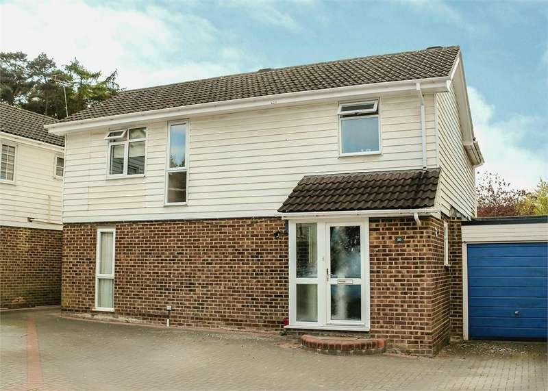 4 Bedrooms Detached House for sale in Sarum, Bracknell, Berkshire
