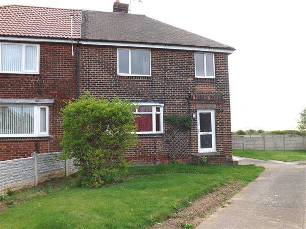 3 Bedrooms Semi Detached House for sale in Rose Avenue, Chesterfield