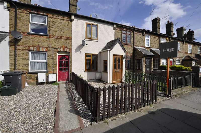 2 Bedrooms Terraced House for sale in Rainsford Road, Chelmsford