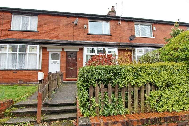 2 Bedrooms Terraced House for sale in Thorp Street, Whitefield, Manchester
