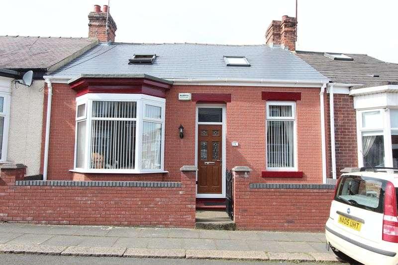 4 Bedrooms Terraced House for sale in Hawarden Crescent, Sunderland