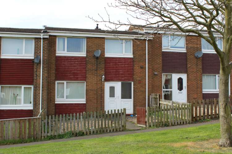 3 Bedrooms Terraced House for sale in Eastfields, Stanley DH9