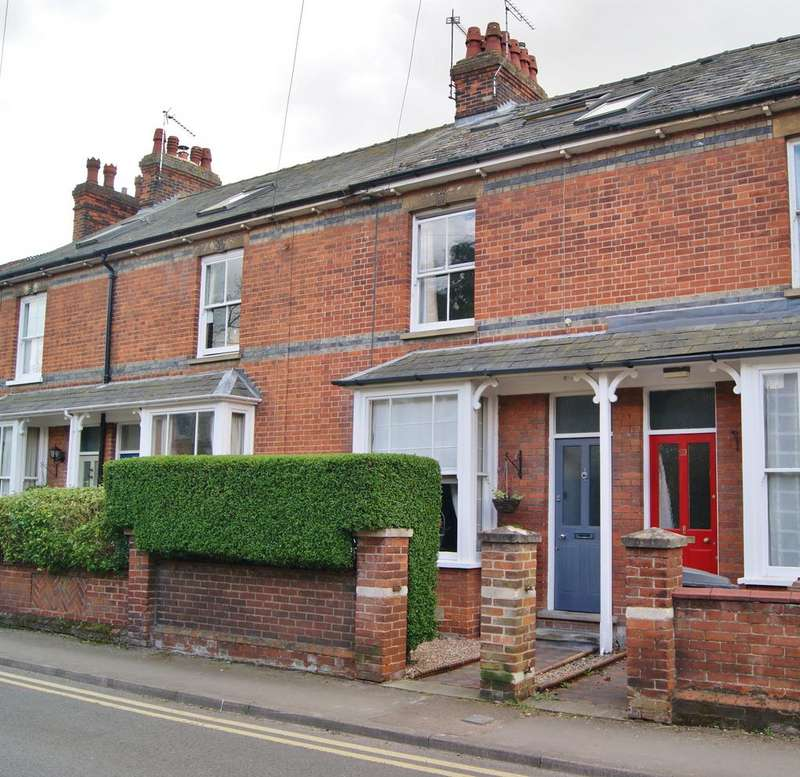 3 Bedrooms Terraced House for sale in Hospital Road, Bury St Edmunds IP33