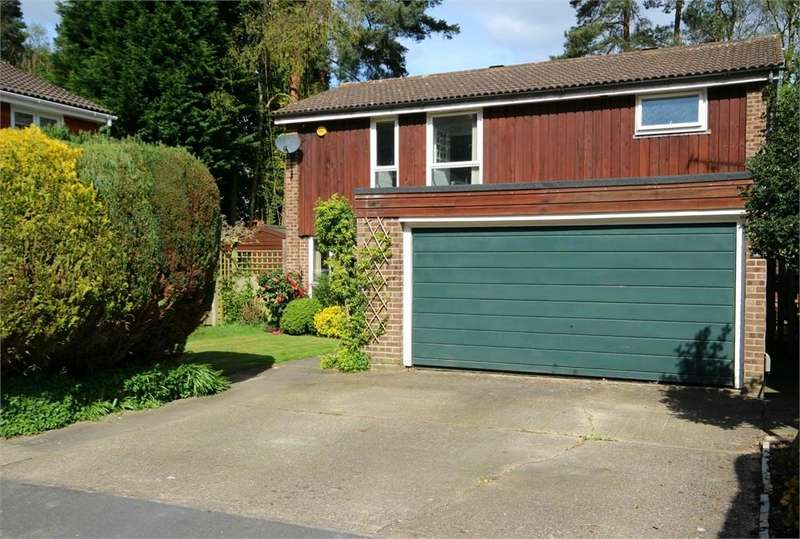 4 Bedrooms Detached House for sale in Stratfield, Bracknell, Berkshire