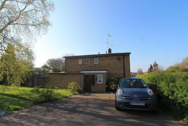 3 Bedrooms Semi Detached House for sale in Oak Grove, Hatfield
