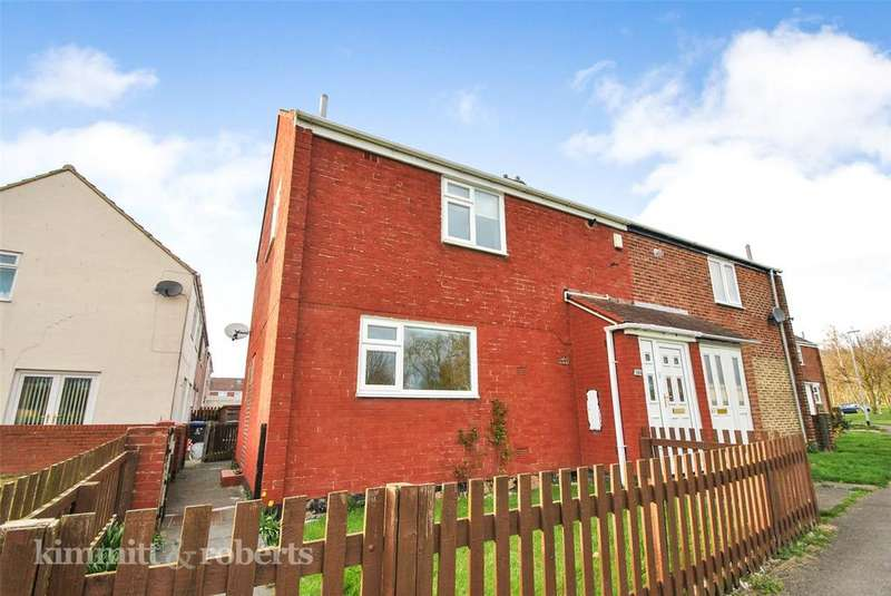 2 Bedrooms Semi Detached House for sale in Woodland View, West Rainton, Tyne and Wear, DH4
