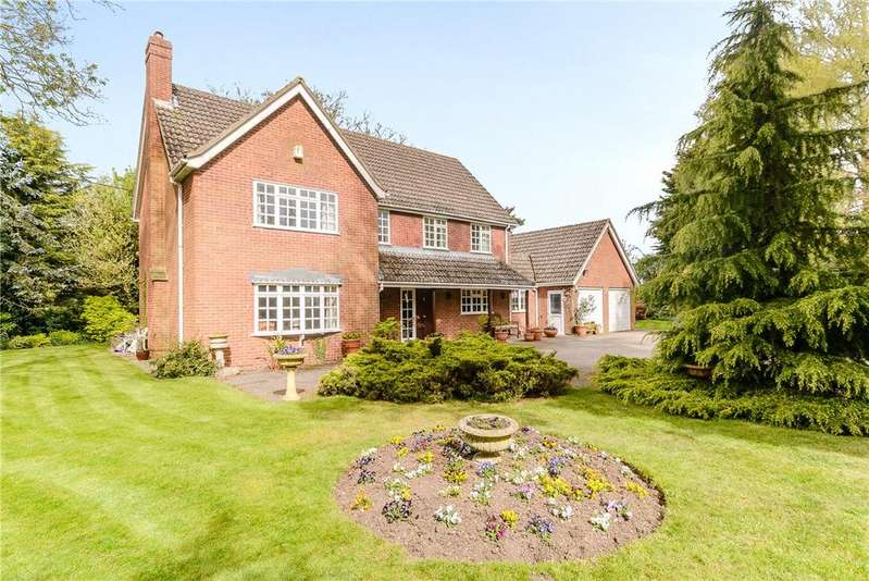 4 Bedrooms Detached House for sale in Barnards Drive, Appleford, Abingdon, OX14