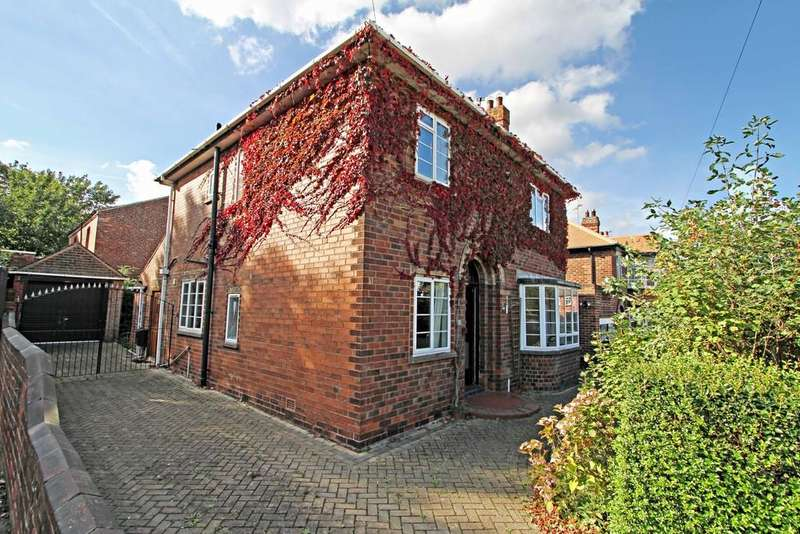 3 Bedrooms Detached House for sale in Rectory Gardens, Doncaster, DN1 2JU