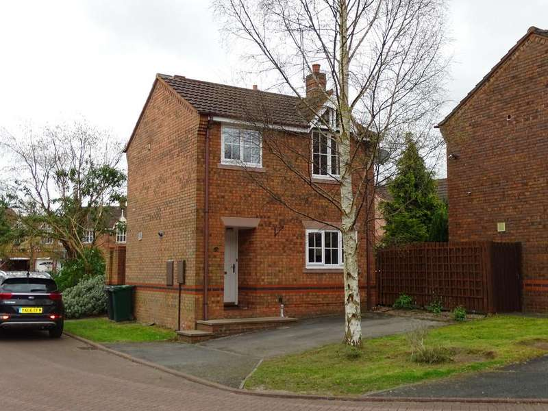 2 Bedrooms Detached House for sale in Benton Drive, Chester