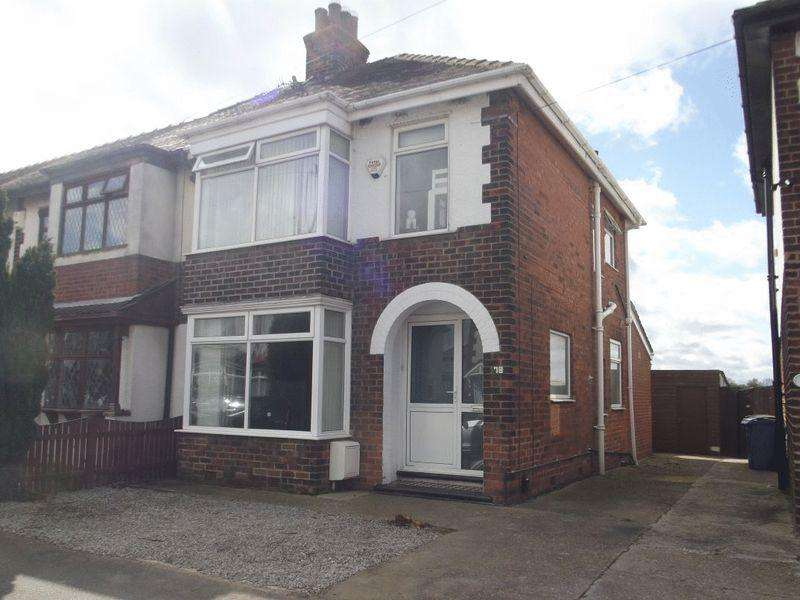 3 Bedrooms Semi Detached House for sale in Spring Gardens, Hull