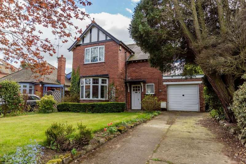 3 Bedrooms Detached House for sale in Heslington Lane, York