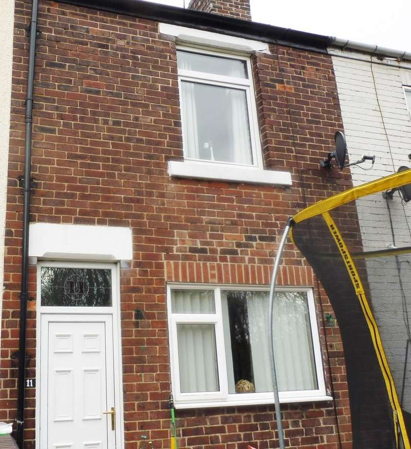 2 Bedrooms Terraced House for sale in Dearne View, Goldthorpe, Rotherham S63