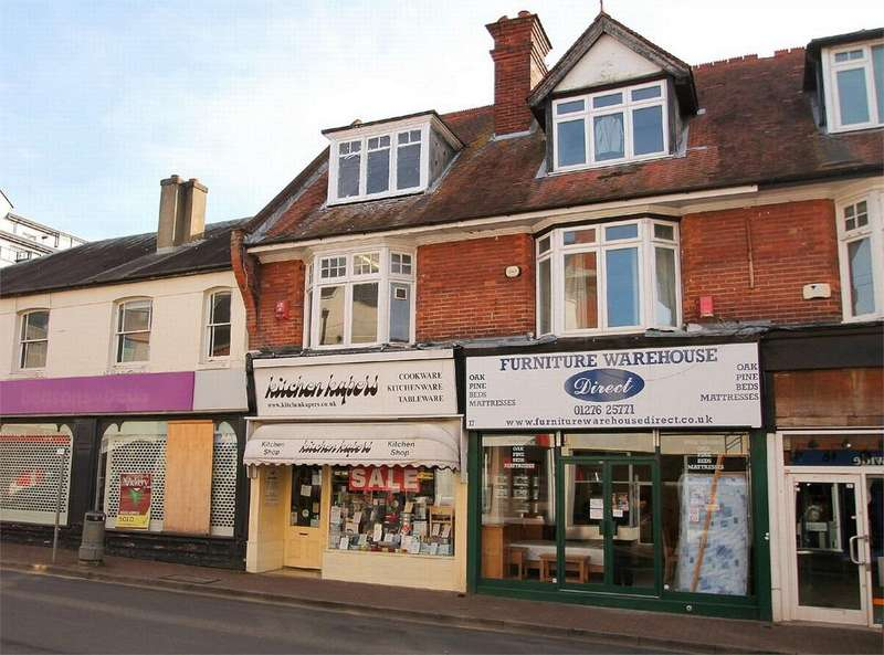 Land Commercial for sale in Camberley, Surrey