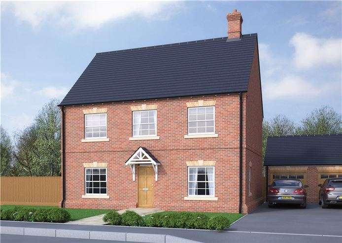 5 Bedrooms Detached House for sale in Plot 11 Victoria Heights, Melbourn
