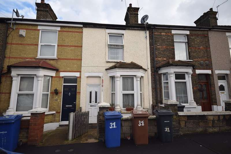 3 Bedrooms Terraced House for sale in Stanley Road, Grays, Essex, RM17
