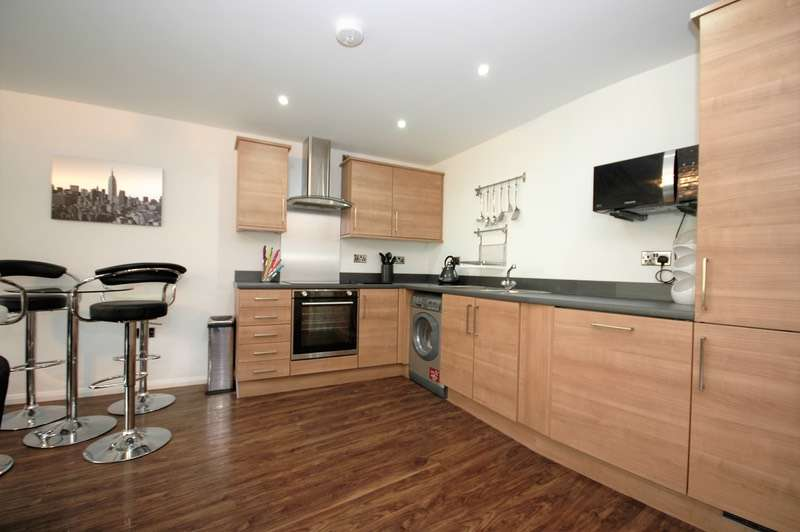 2 Bedrooms Apartment Flat for sale in Friars Wharf Apartments, Gateshead, Tyne and Wear, NE10