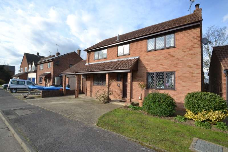 4 Bedrooms Detached House for sale in Mallard Close, Tollesbury, Essex, CM9
