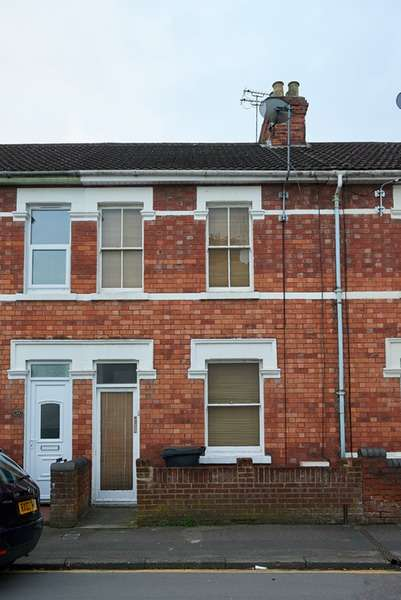 2 Bedrooms Terraced House for sale in Tennyson St, Swindon, Wiltshire, SN1