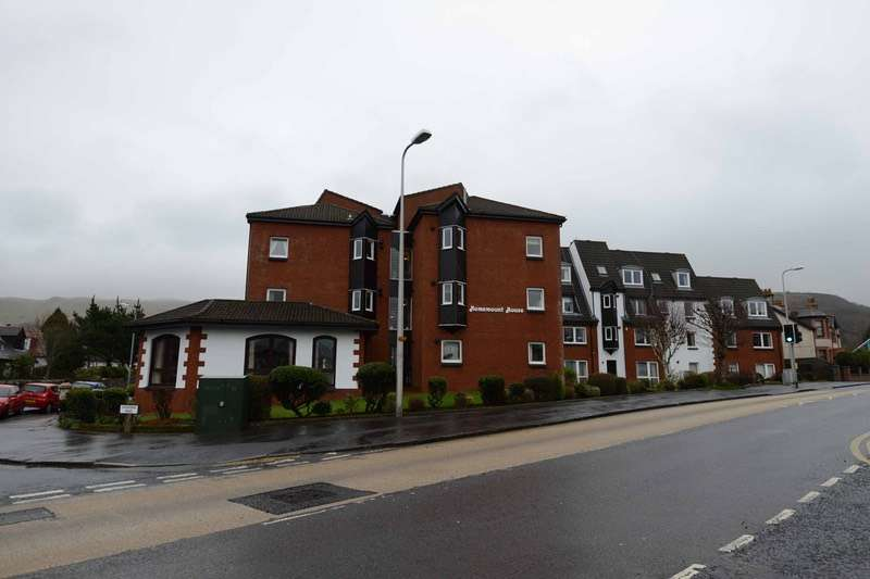 1 Bedroom Retirement Property for sale in Homemount House,Gogoside Road, Largs, Ayrshire, KA30