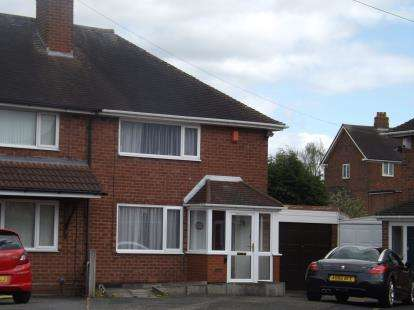 2 Bedrooms End Of Terrace House for sale in Turnley Road, Birmingham, West Midlands