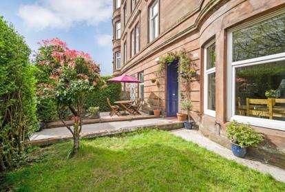 3 Bedrooms Flat for sale in Fergus Drive, North Kelvinside