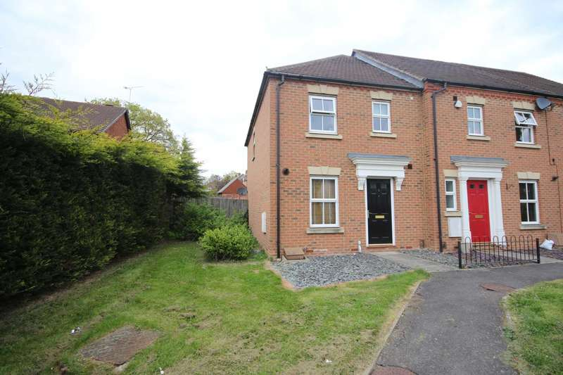 3 Bedrooms End Of Terrace House for sale in Swanley Mews, Bracknell