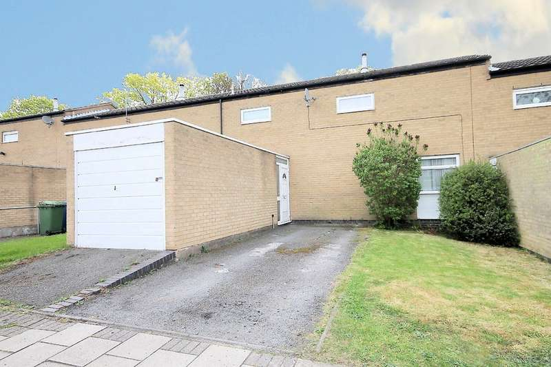 3 Bedrooms Terraced House for sale in Caledonian, Tamworth, B77 2EB